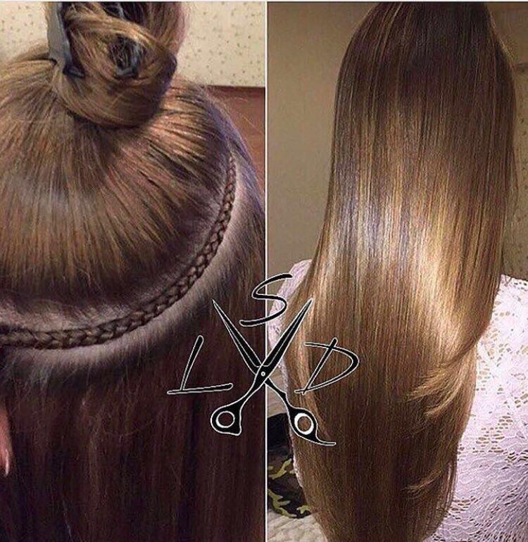 Наращивание волос проспект мира